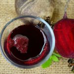 Example Of Beetroot Juice For Pigmentation And Other Uses! Video Download!