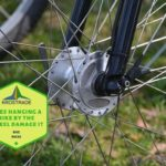 Does Hanging A Bike By The Wheel Damage It? Explainer!