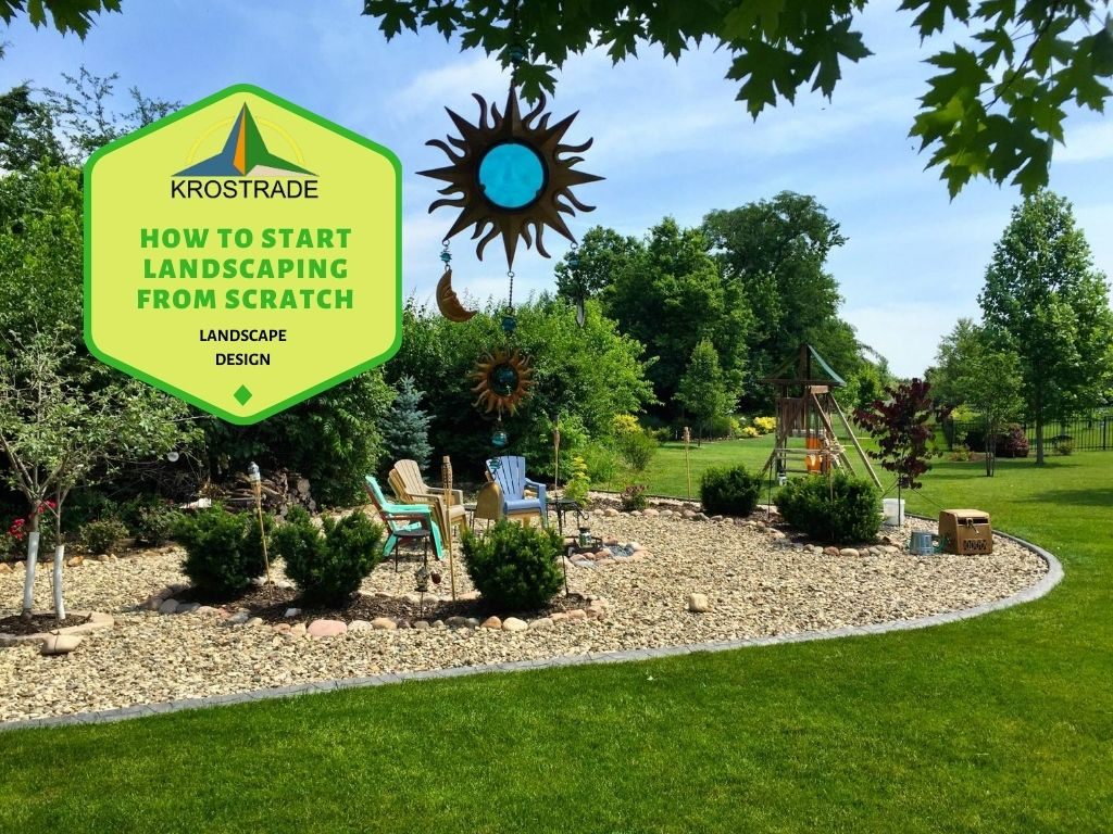 What are the 7 Principles of Landscape Design?
