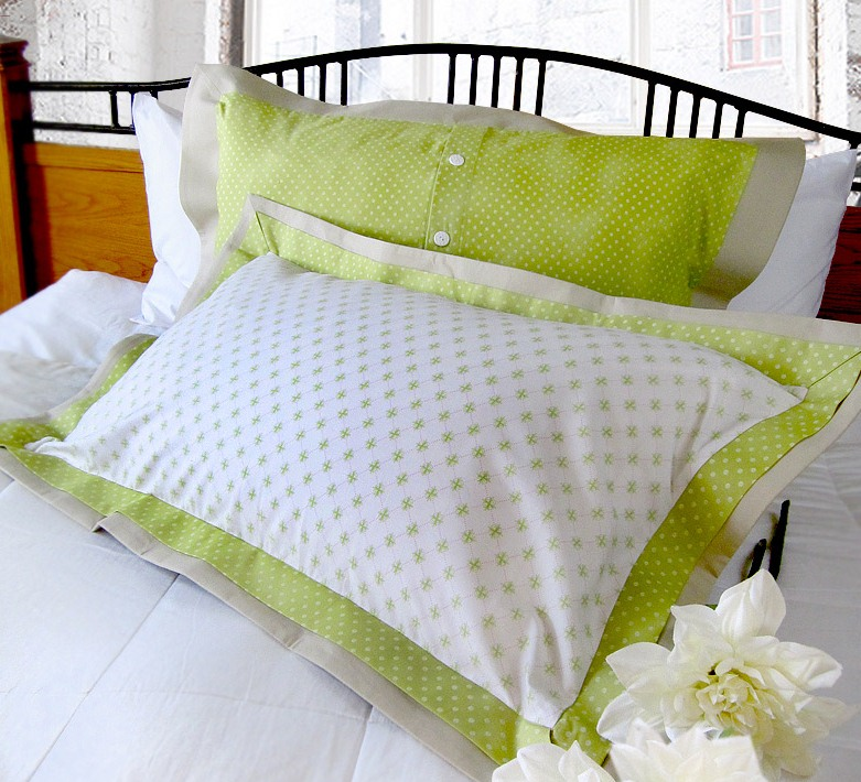 How To Make A King-size Pillow Sham With Flange