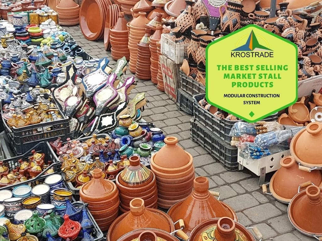 The Best Selling Market Stall Products