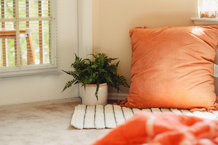 What is a Floor Pillow|