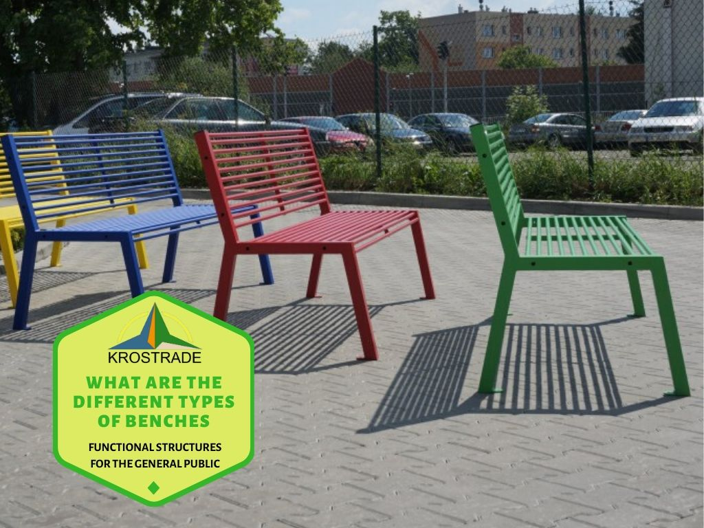 What Are Benches Used For?