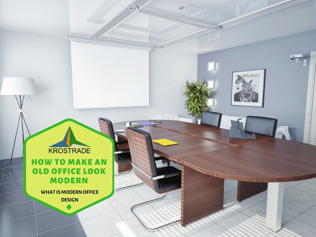 Example Of How Old Office Look Modern? The Explainer For Beginners!