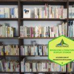 Example Of Revolving Literature Display Stands! 8 Bonus Tips!