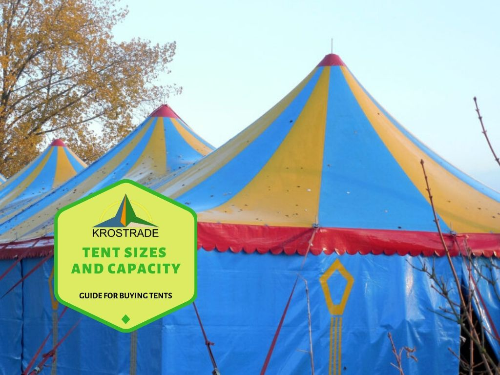 Tent Sizes And Capacity. Guide For Buying Tents