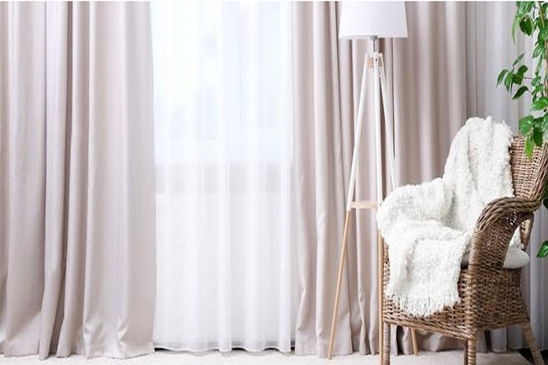 how to make insulated curtains