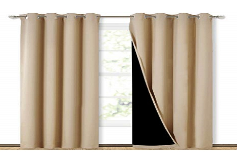 how to make soundproof curtains