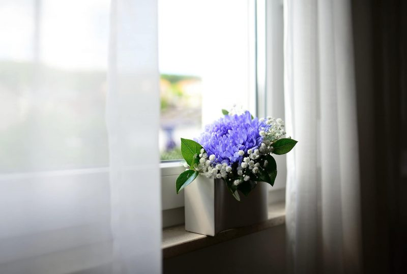 how to hang sheer curtains in different ways