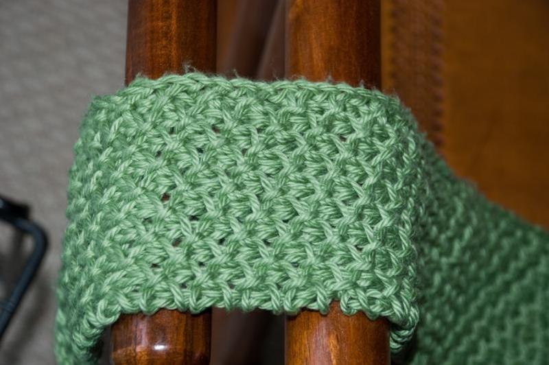 how to add width to crochet blanket