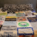 5 Easy Steps on How To Make A T-Shirt Blanket Without Sewing