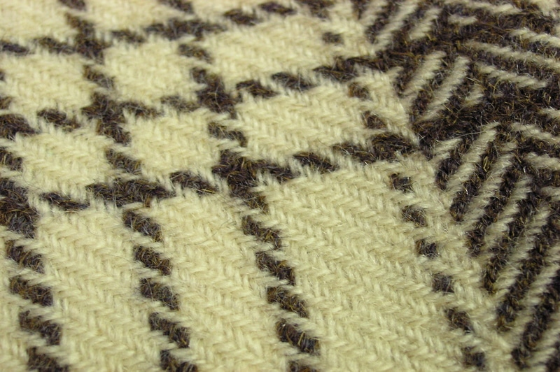 how to make a wool blanket