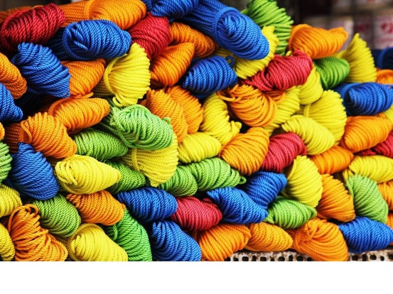 How Many Yards Of Yarn To Make A Blanket