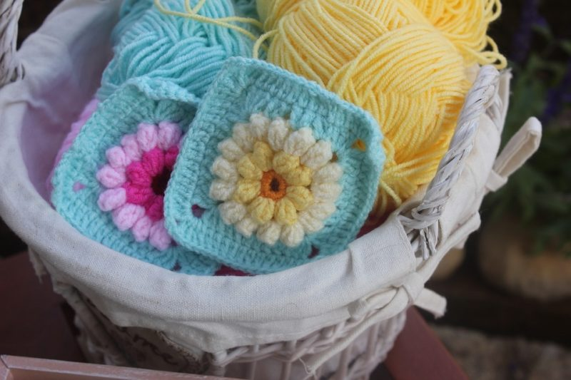 How To Crochet A Border On A Blanket