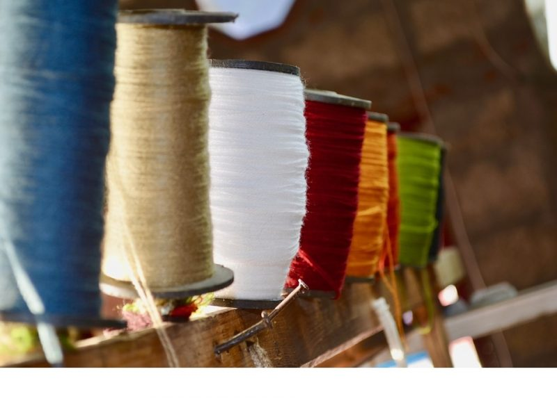 How To Loom A Blanket On A Rectangular Loom
