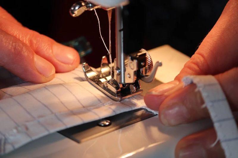 How To Sew Satin Blanket Binding