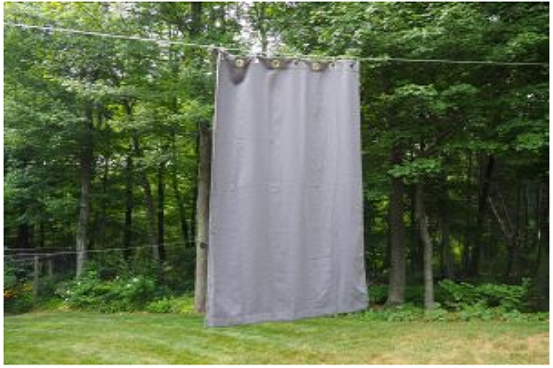 How to Wash Blackout Curtains