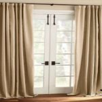 How to Hang Curtains on French Doors? 7 Special Steps!