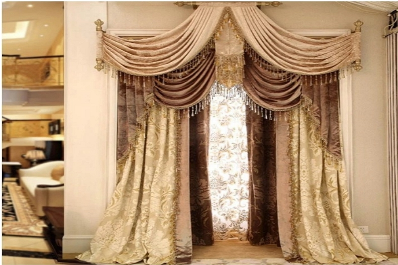 Where to Buy Long Curtain