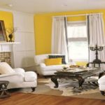 2 Tips Of What Color Curtains Go With Yellow Walls Best?