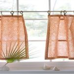 Free Guide Of How to Sew Cafe Curtains Easy?