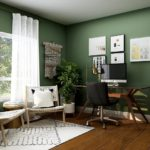 Differences Between What Color Curtains go With Green Walls? 5 Proven Colours!
