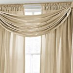 5 Bonus Steps Of How To Drape Scarf Curtains?