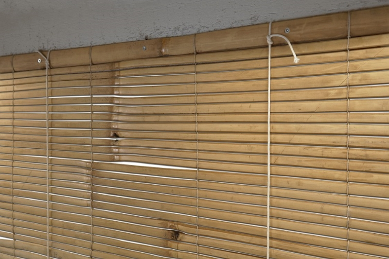 How to Make Bamboo Curtains