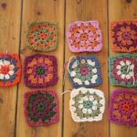 Example Of How Many Granny Squares In A Baby Blanket? 3 Bonus Steps!