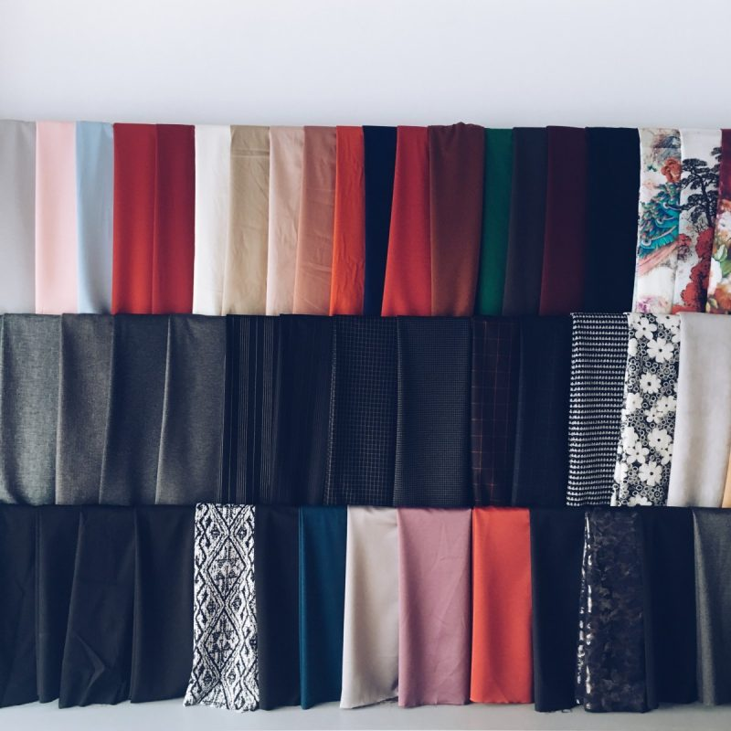 how much fabric do I need for curtains
