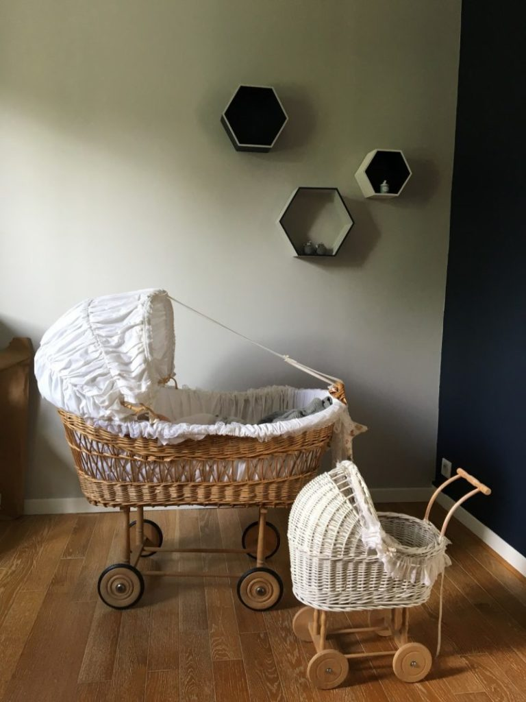 how to lower crib mattress