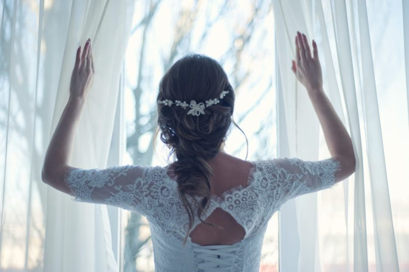 how to make sheer curtains
