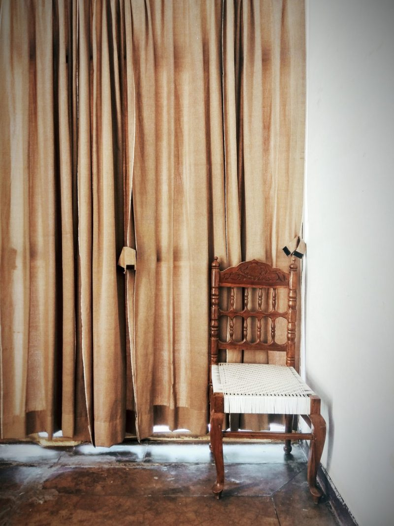 how to make pleat curtains