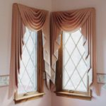 Trick How To Hang Curtains Over Blinds Without Nails?