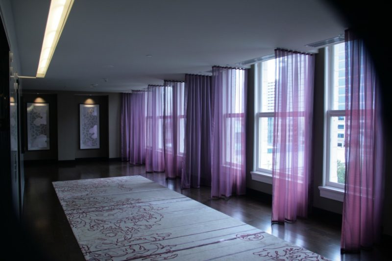 what are net curtains